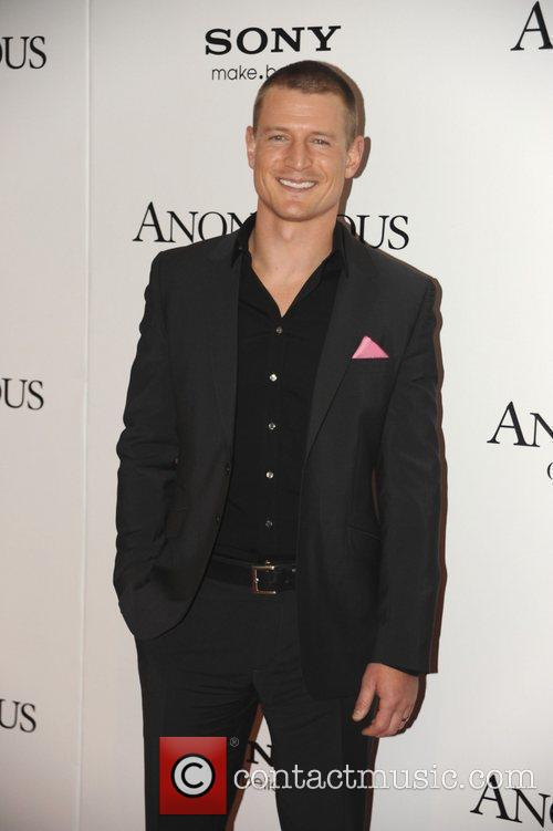 Philip Winchester 'Anonymous' screening at the The Museum...