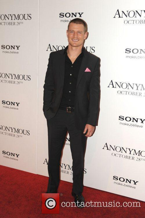 Philip Winchester  'Anonymous' screening at the The...