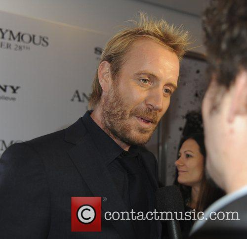 Rhys Ifans 'Anonymous' screening at the The Museum...