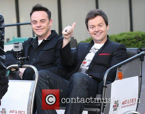 Ant and Dec's Big Red Nose Broadcast in...