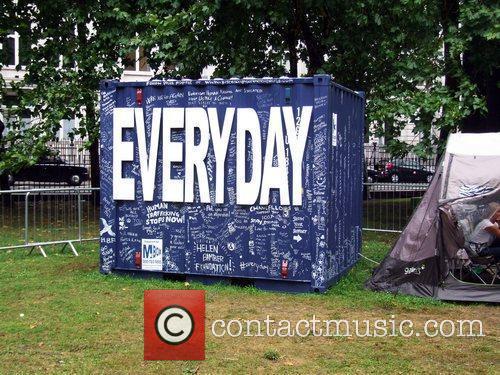 London, England - 04.08.11