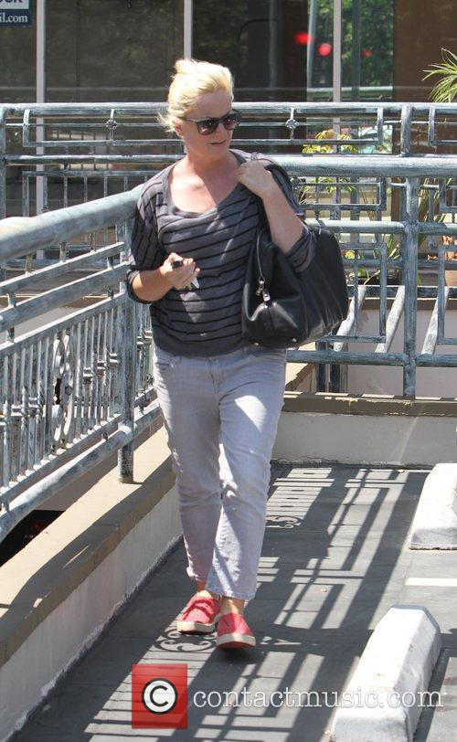 Amy Poehler out and about in Los Angeles...