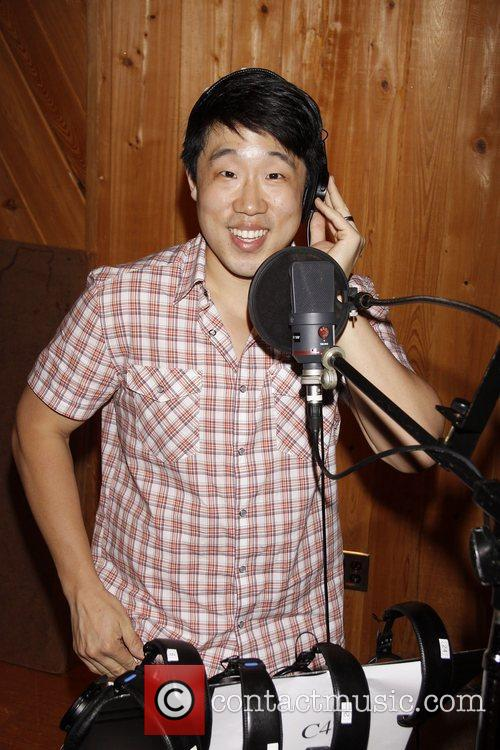 Raymond J. Lee  In the studio: Ghostlight...