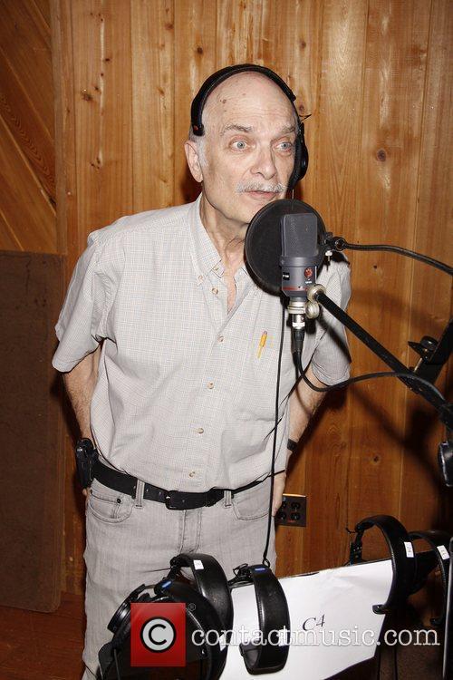In the studio: Ghostlight Records recording of the...