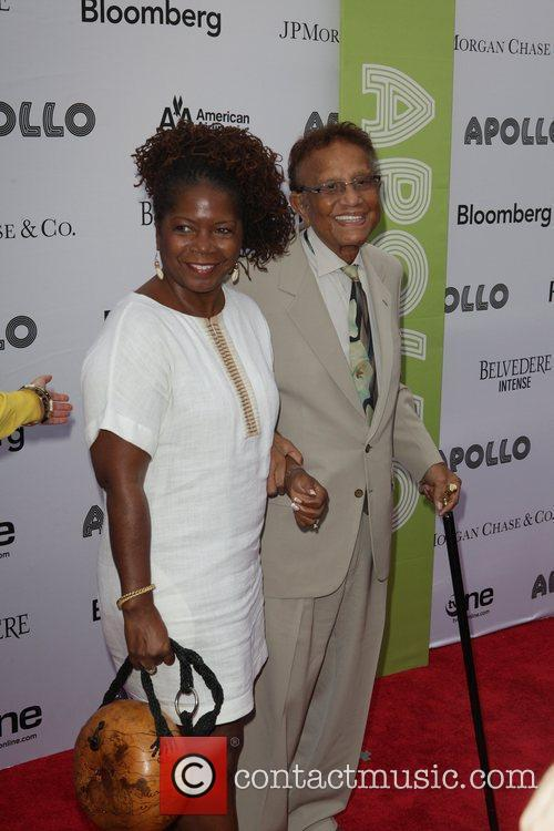 Deborah Jackson, Hal Jackson Apollo Theater 2011 Spring...