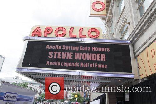 The Apollo Theater in Harlem Apollo Theater 2011...
