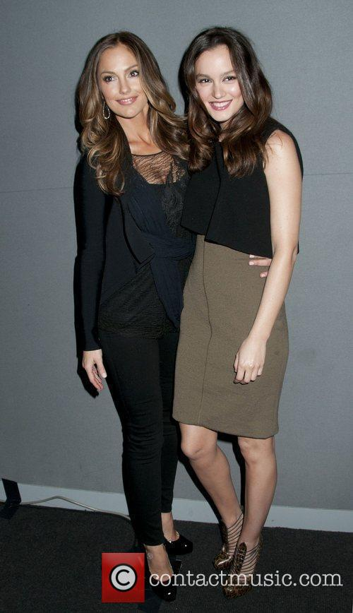 Minka Kelly, Leighton Meester Meet the Actors featuring...