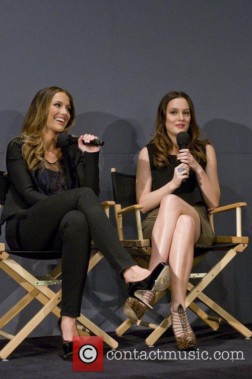 Minka Kelly and Leighton Meester Meet the Actors...