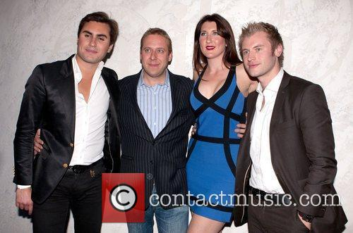 The Apprentice cast party at Amika, Kensington Highstreet