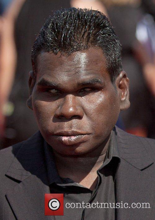 Geoffrey Gurrumul Yunupingu The 2011 ARIA awards at...