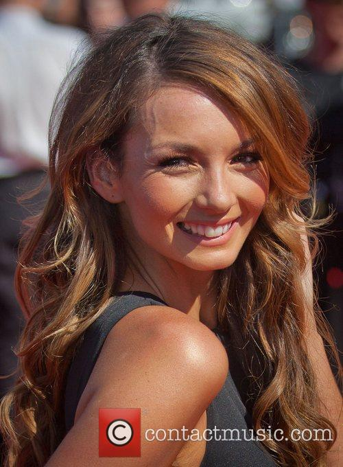 Ricki-Lee Coulter The 2011 ARIA awards at Allphones...