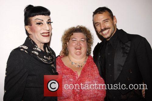 Joey Arias, Barbara Busackino and Basil Twist Opening...