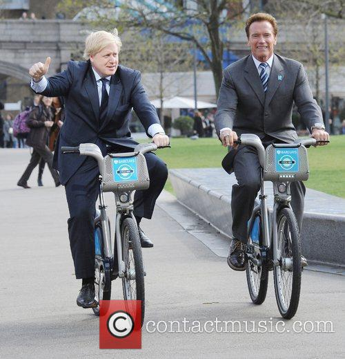 Boris Johnson and Arnold Schwarzenegger 8