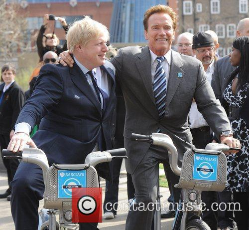 Boris Johnson and Arnold Schwarzenegger 1