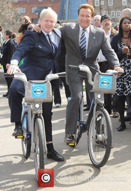 Boris Johnson and Arnold Schwarzenegger 11