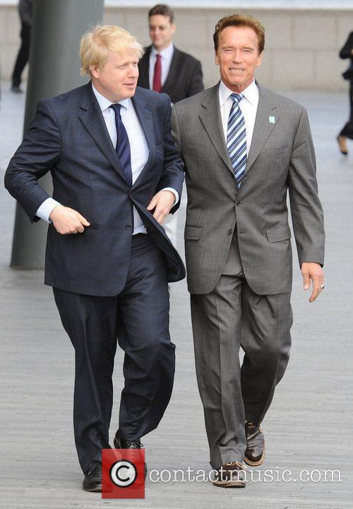 Boris Johnson and Arnold Schwarzenegger 10