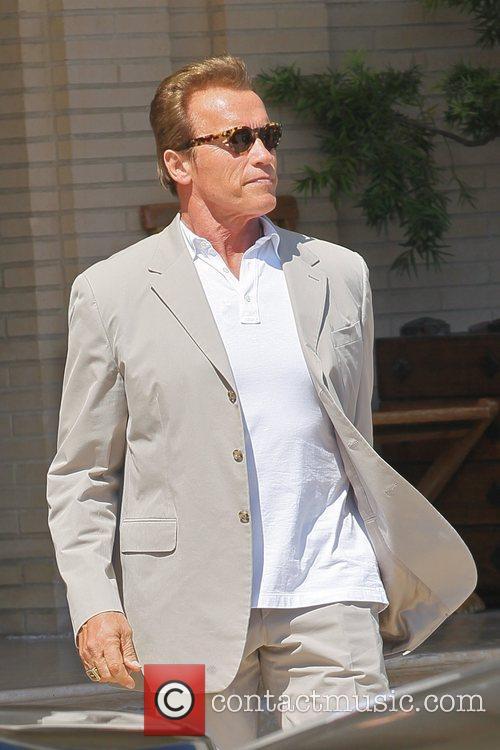 Departs Barneys New York in Beverly Hills