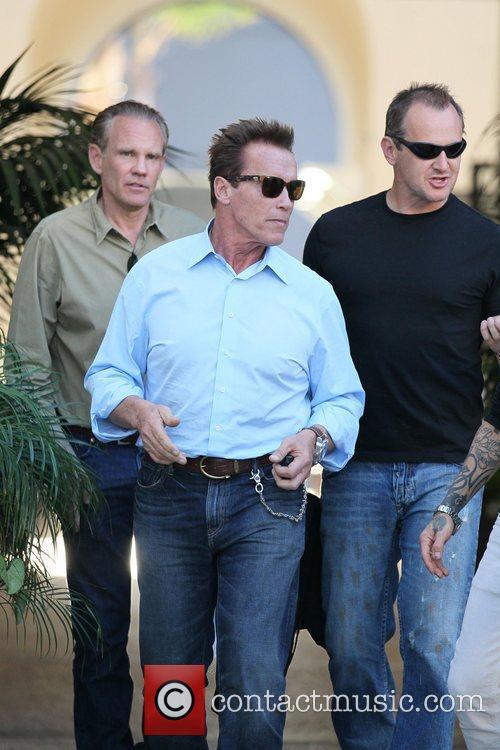 Arnold Schwarzenegger 30