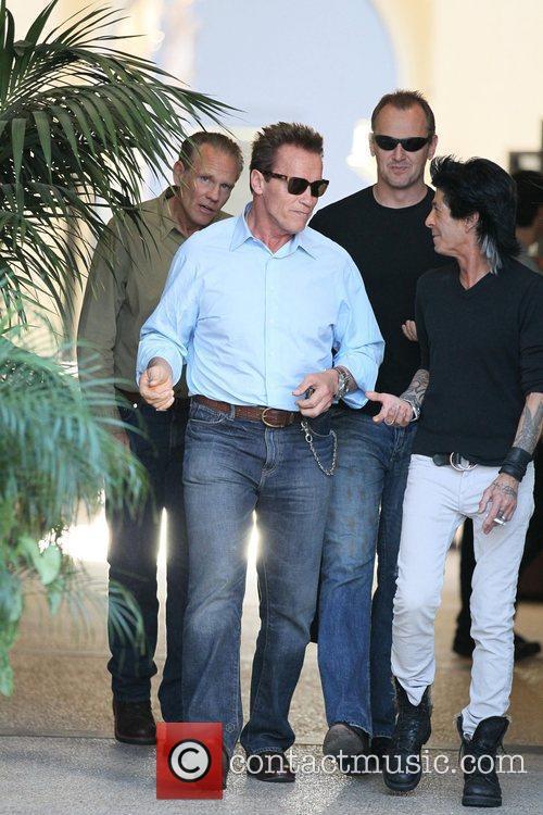 Arnold Schwarzenegger 35