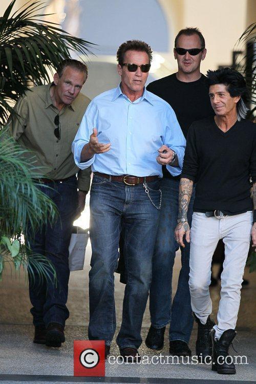 Arnold Schwarzenegger 25