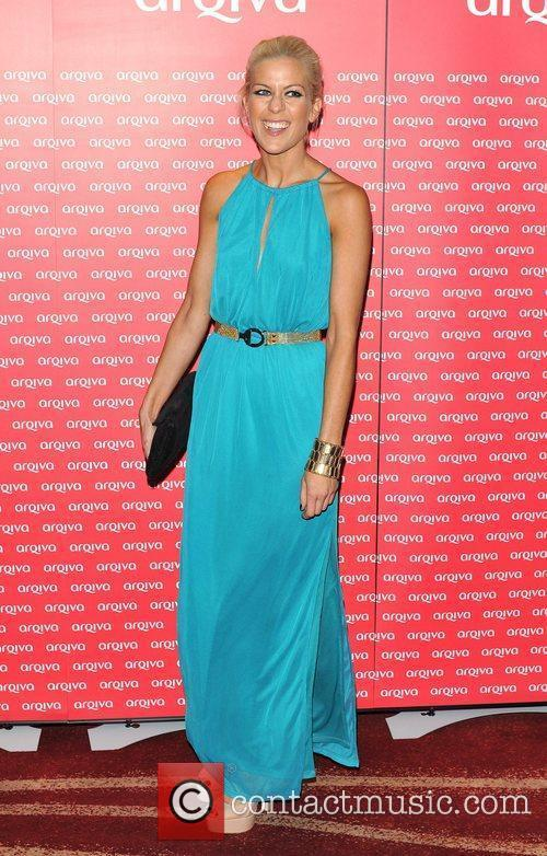 Arqiva Commercial Radio Awards held at the Park...