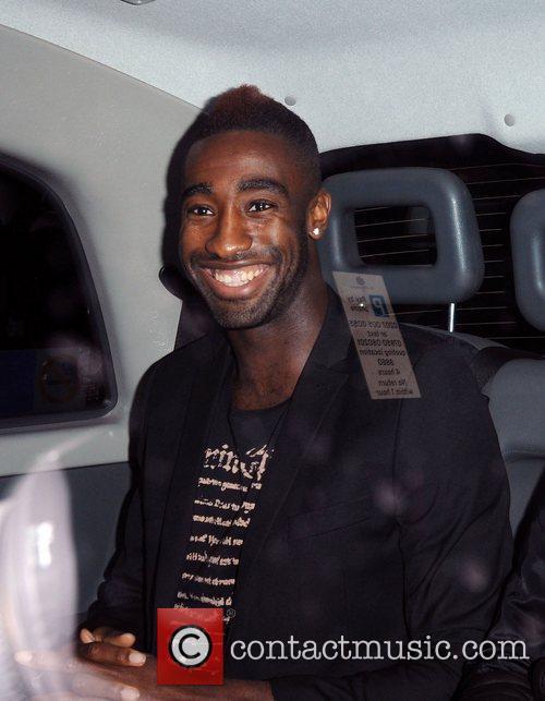 Johan Djourou ,  leaving the Arsenal football...