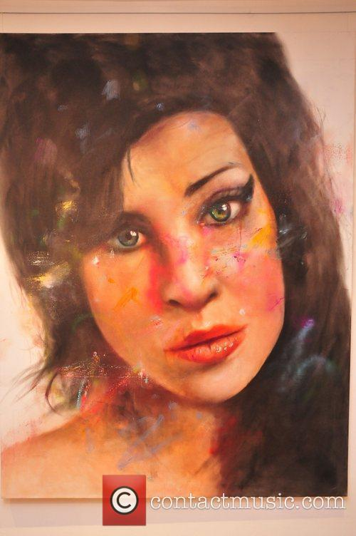 Amy Winehouse Art
