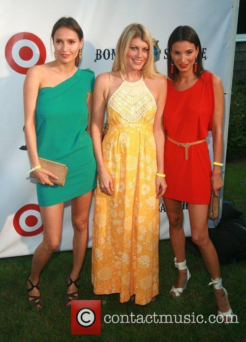 Sasha Volkova, Meredith Ostrom and Angele Blankenstein...