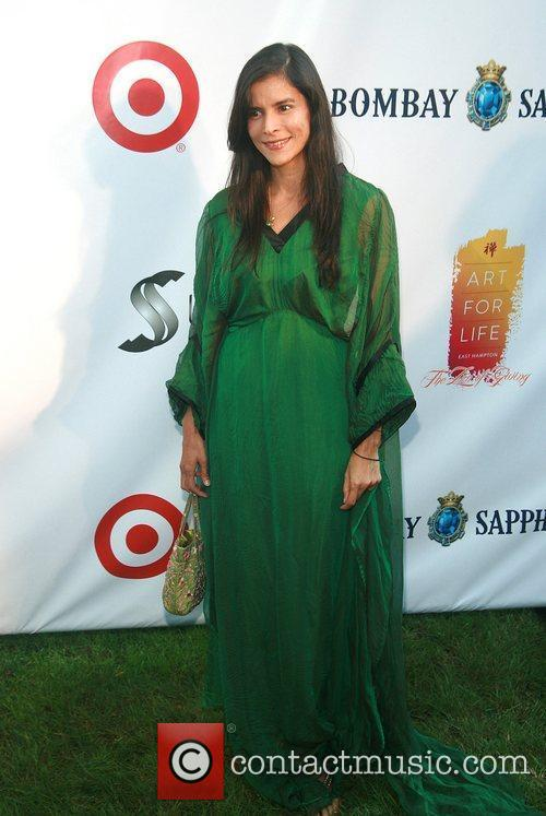 Patricia Velasquez  Russell Simmons' 12th Annual Art...