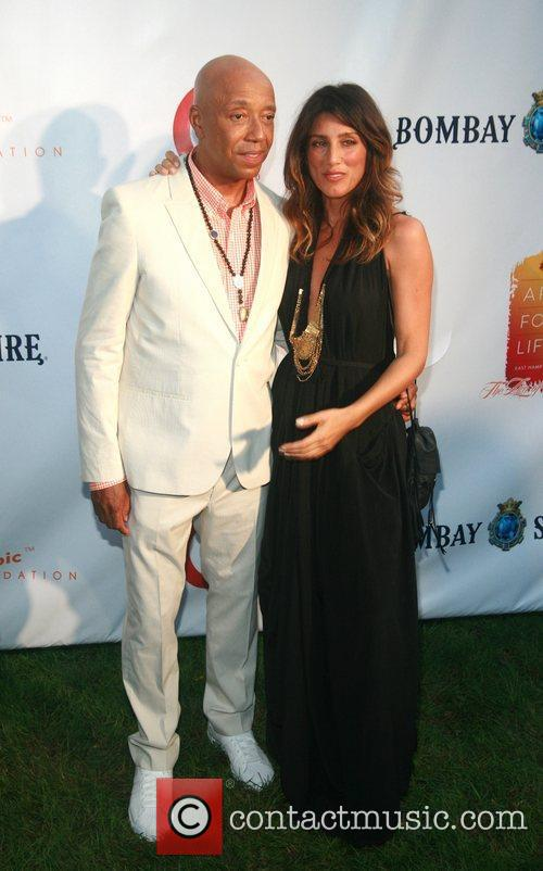 Russell Simmons and Jennifer Esposito 6