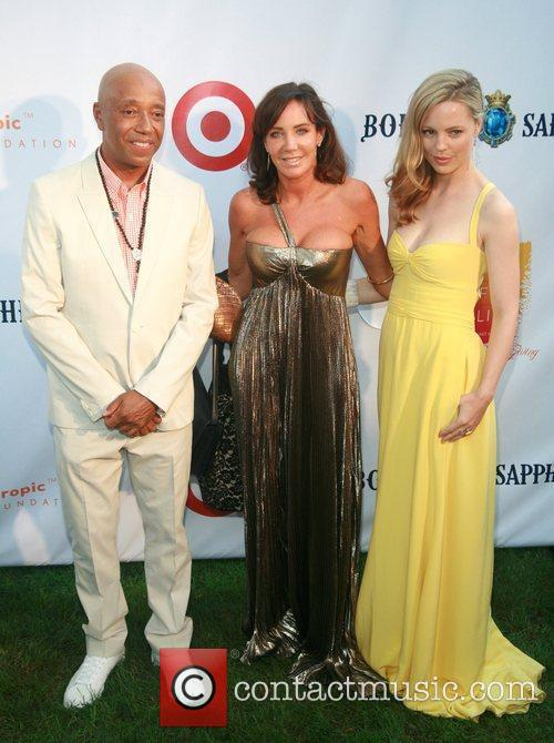 Russell Simmons and Melissa George 11