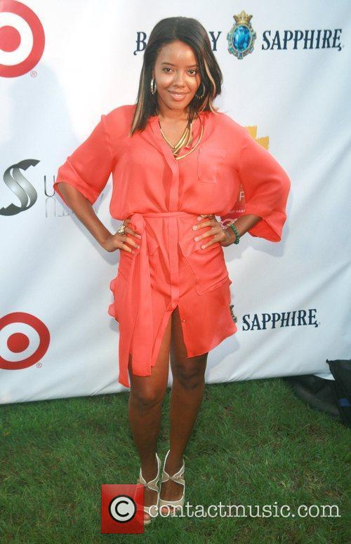 Angela Simmons Russell Simmons' 12th Annual Art For...