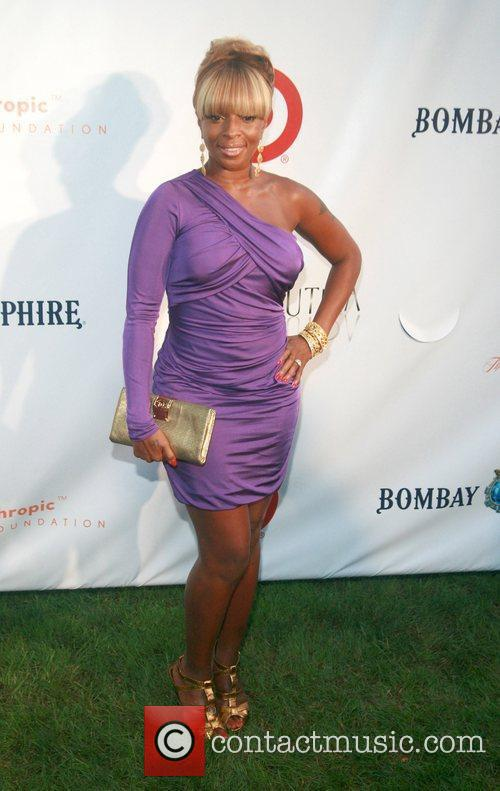 Mary J. Blige Russell Simmons' 12th Annual Art...