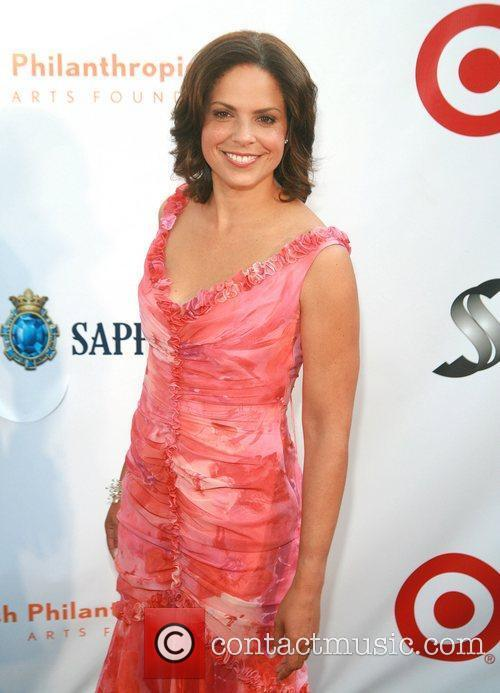 Soledad O'Brien Russell Simmons' 12th Annual Art For...