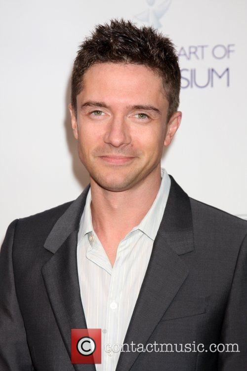 Topher Grace  'Art of Elysium' celebrate the...