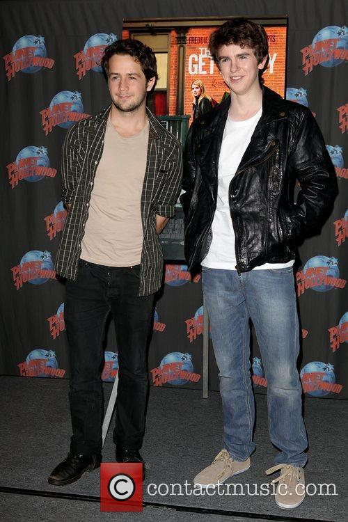 Michael Angarano and Freddie Highmore 9