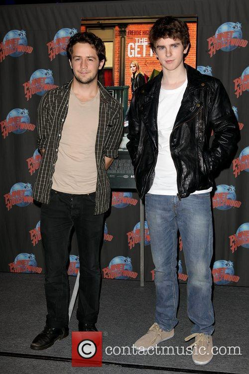 Michael Angarano and Freddie Highmore 4