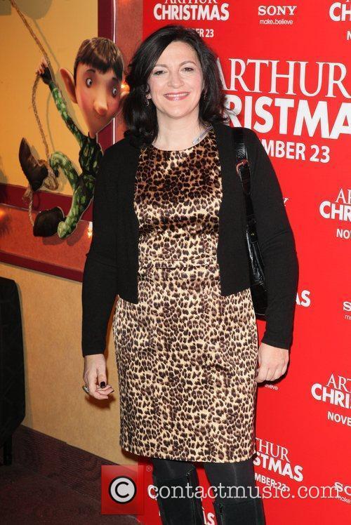 Director, Sarah Smith  Arthur Christmas MTA Shuttle...