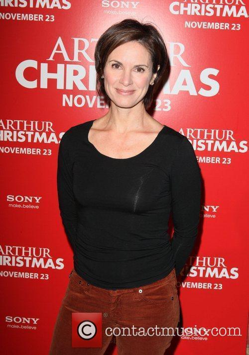 Elizabeth Vargas Arthur Christmas
