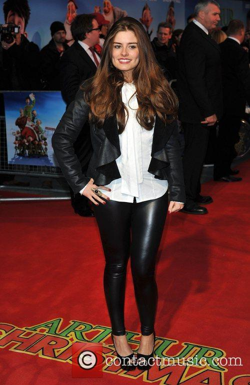 'Arthur Christmas' UK premiere held at the Empire...