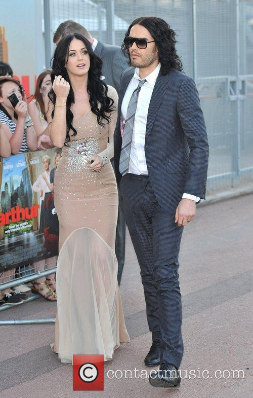 Russell Brand and Katy Perry 11