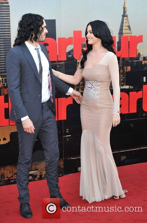 Russell Brand and Katy Perry 8
