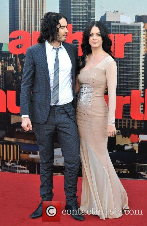 Russell Brand and Katy Perry 6