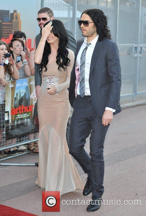 Russell Brand and Katy Perry 5