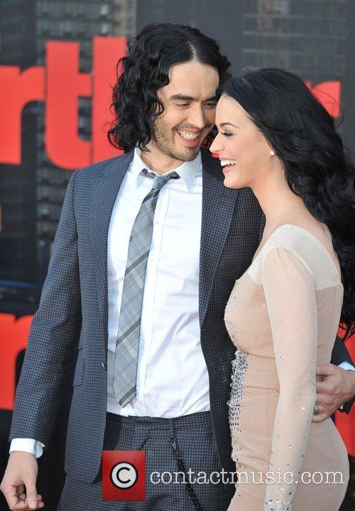 Russell Brand and Katy Perry 10