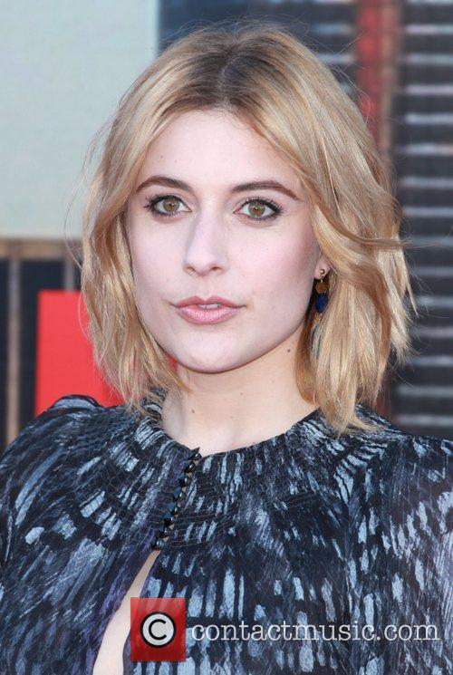 Greta Gerwig UK film premiere of 'Arthur' held...
