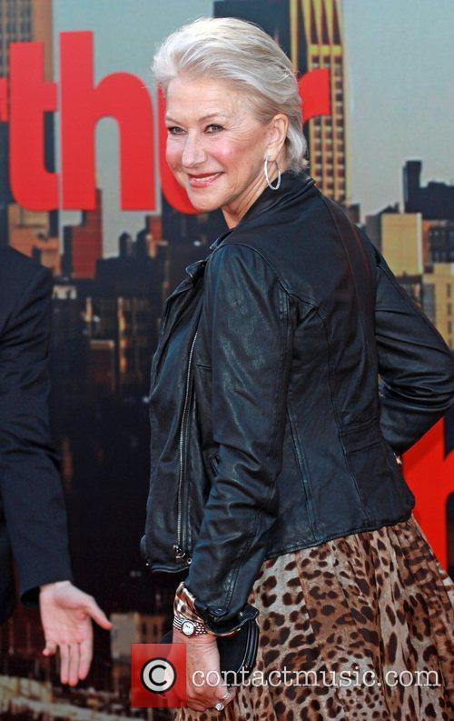 Helen Mirren UK film premiere of 'Arthur' held...