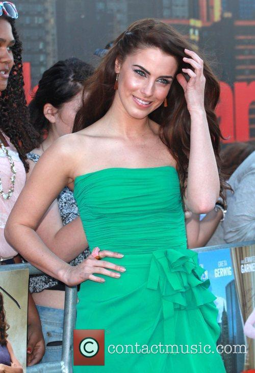 Jessica Lowndes UK film premiere of 'Arthur' held...