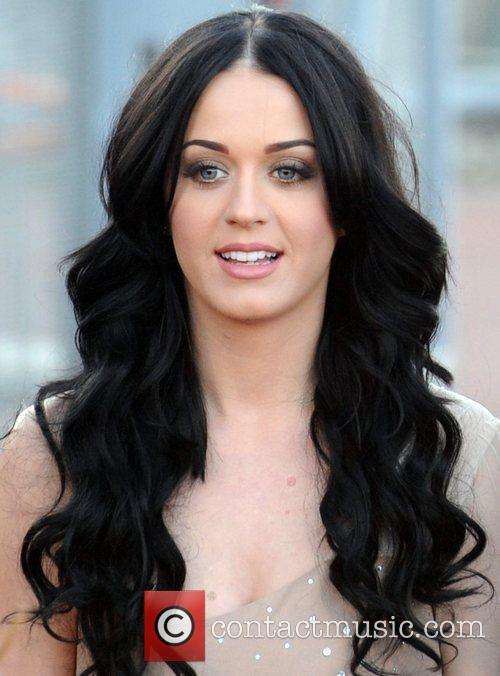 Katy Perry  UK film premiere of 'Arthur'...