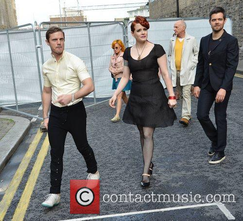 Jake Shears, Del Marquis and Scissor Sisters 3